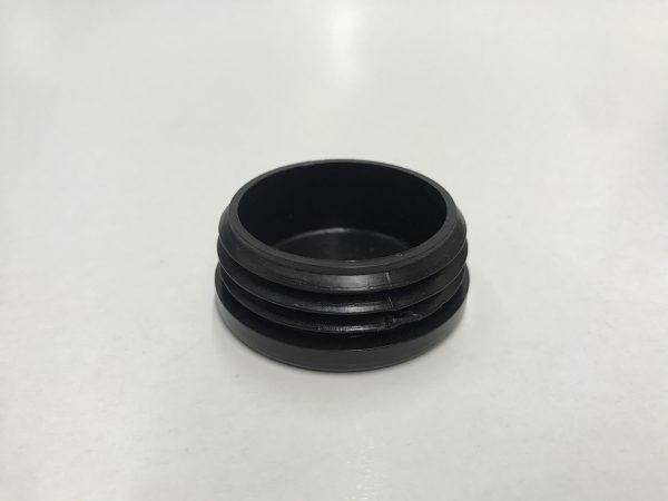 insteekdop hard pvc ronde vorm
